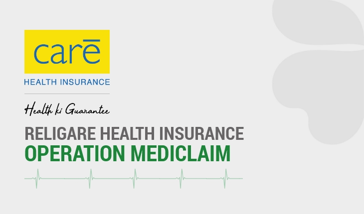 Care Health Insurance – Operation Mediclaim