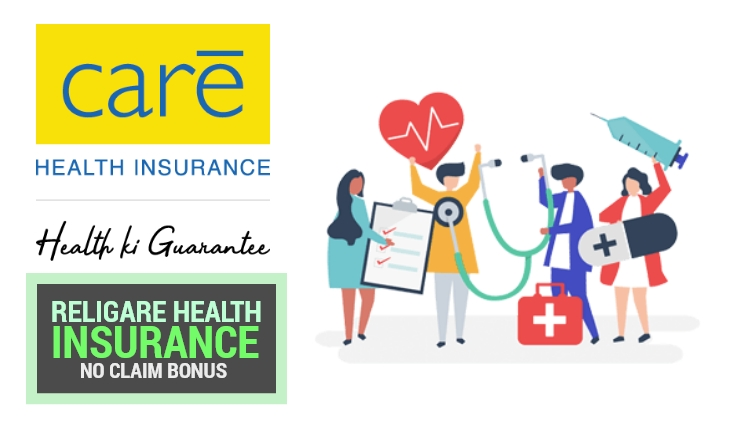 Care Health Insurance No Claim Bonus