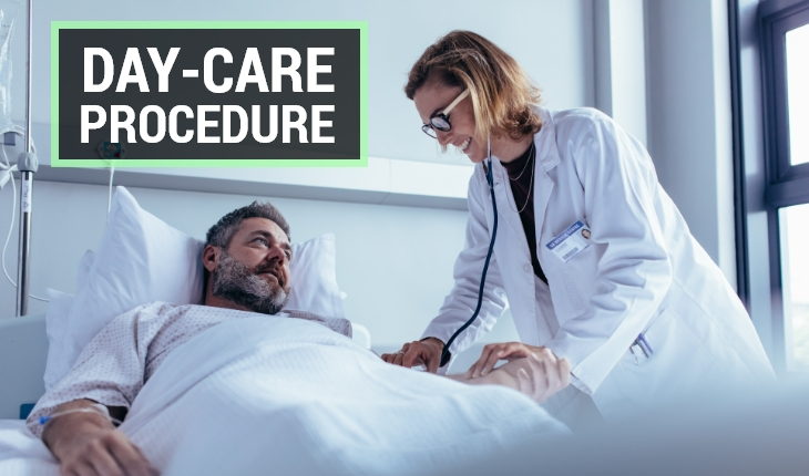 What is a Day Care Procedure in Health Insurance?