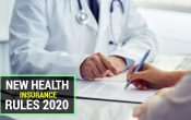 New Health Insurance Rules 2020