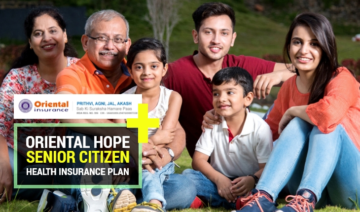 Oriental HOPE Senior Citizen Health Insurance Plan
