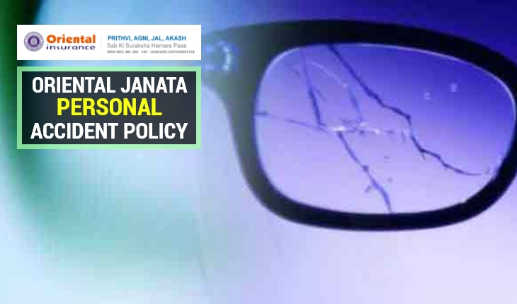 Oriental Janata Personal Accident Policy