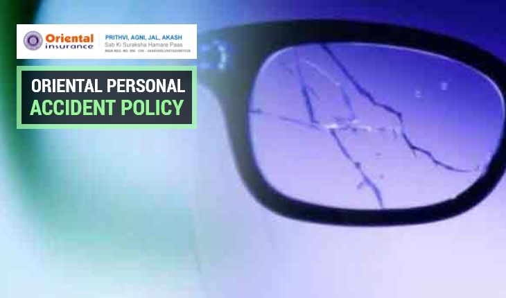 Oriental Personal Accident Policy