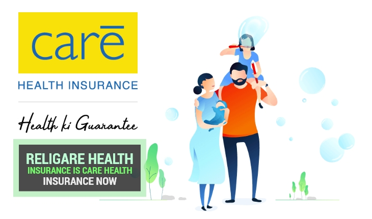 Religare Health Insurance is Renamed as Care Health Insurance