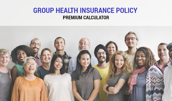 Group Health Insurance Policy Premium Calculator