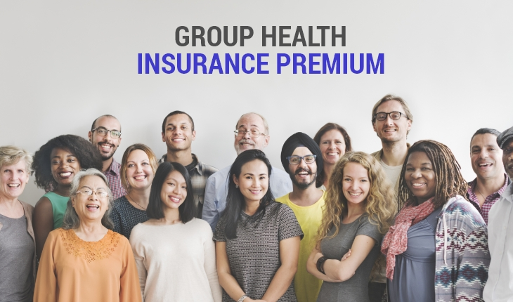 How is My Group Health Insurance Premium Calculated?
