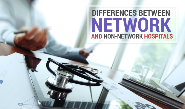 Differences Between Network and Non-network Hospitals