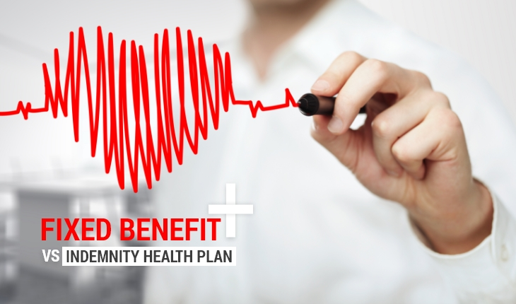 Which One to Choose for COVID Cover – Fixed Benefit vs Indemnity Health Plan?