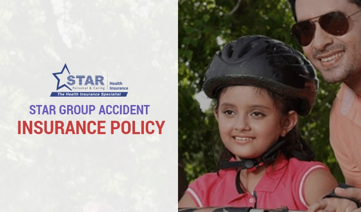 Star Health Group Accident Insurance Policy