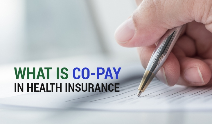 What is Co-pay in Health Insurance?